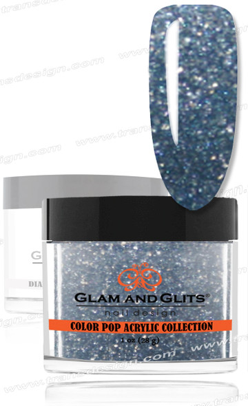 GLAM AND GLITS Color Pop - Scuba Dive 1oz.
