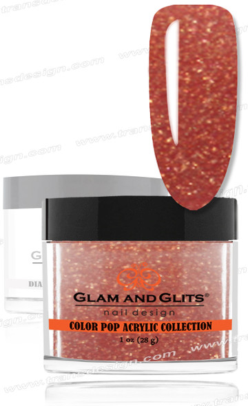 GLAM AND GLITS Color Pop - Sandcastle1oz.