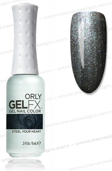 ORLY Gel FX Nail Color - Steel Your Heart *
