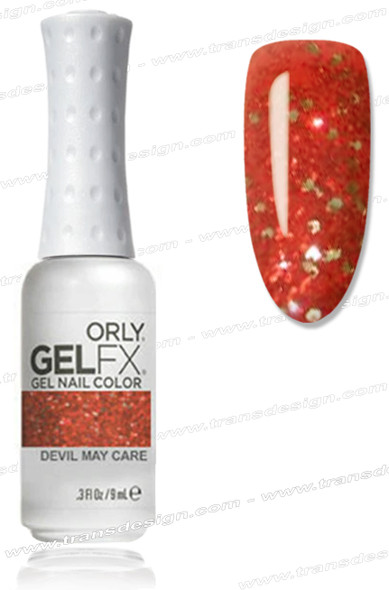 ORLY Gel FX Nail Color - Devil May Care *
