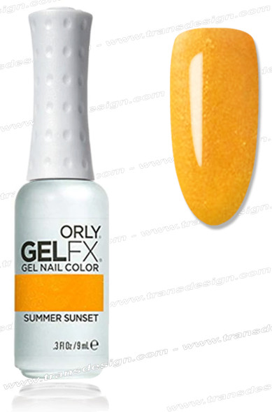 ORLY Gel FX Nail Color - Summer Sunset *