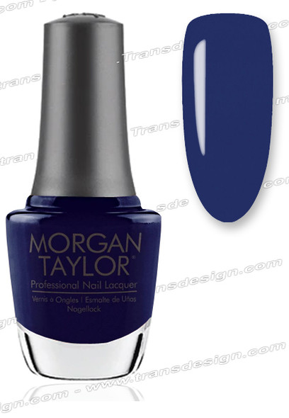 MORGAN TAYLOR - Deja Blue 0.5oz.