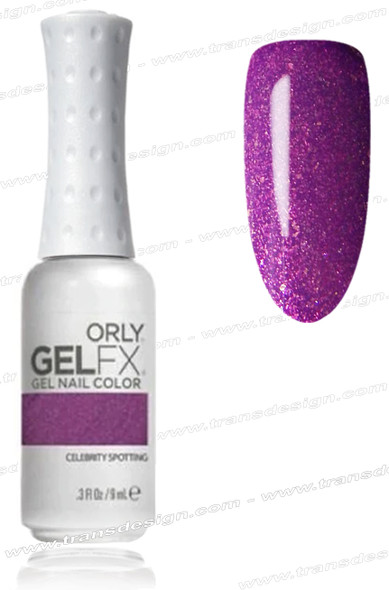 ORLY Gel FX Nail Color - Celebrity Spotting *