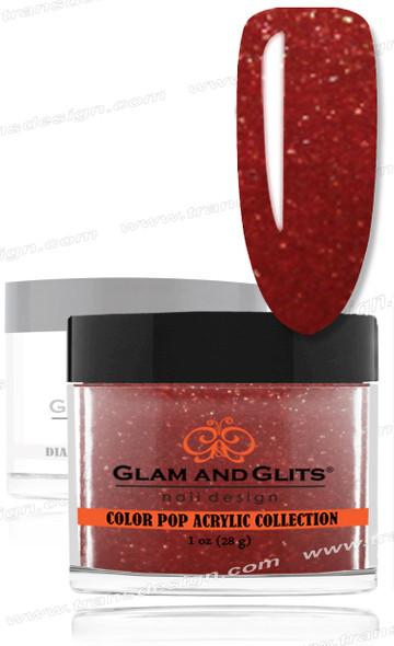 GLAM AND GLITS Color Pop - Bonfire 1oz.
