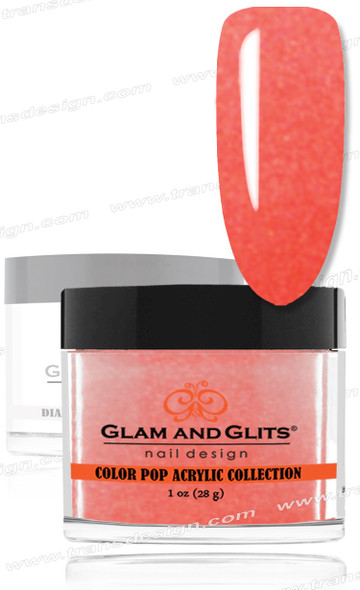 GLAM AND GLITS Color Pop - Sunset Paradise 1oz.