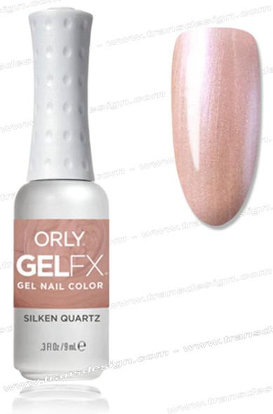 ORLY Gel FX Nail Color - Silken Quartz *