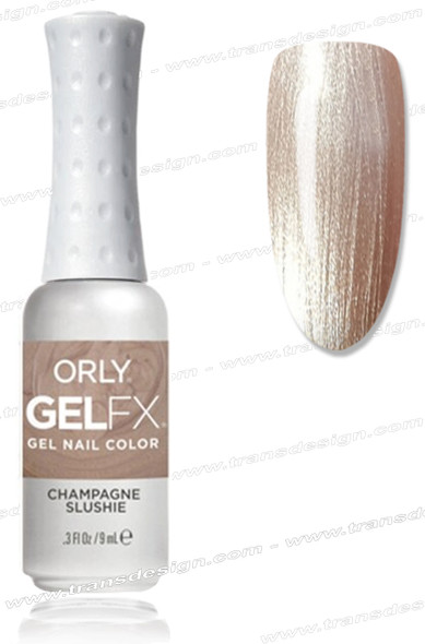 ORLY Gel FX Nail Color - Champagne Slushie *