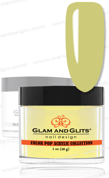 GLAM AND GLITS Color Pop - Glow With Me 1oz.