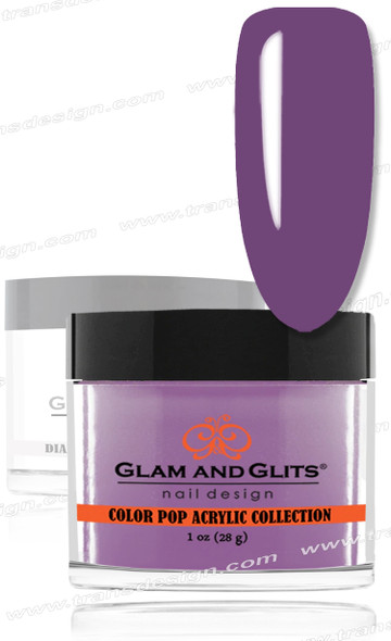 GLAM AND GLITS Color Pop - Boardwalk 1oz.