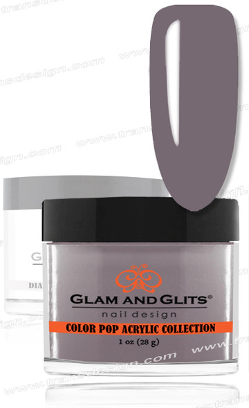 GLAM AND GLITS Color Pop - Barefoot 1oz.