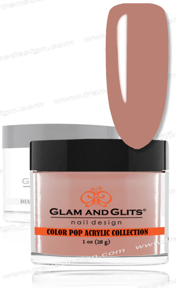 GLAM AND GLITS Color Pop - Almost Nude 1oz.