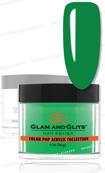 GLAM AND GLITS Color Pop - Waterpark 1oz.