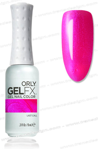 ORLY Gel FX Nail Color - Last Call *