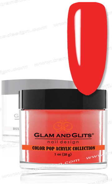 GLAM AND GLITS Color Pop - Acrylic Popsicle 1oz.