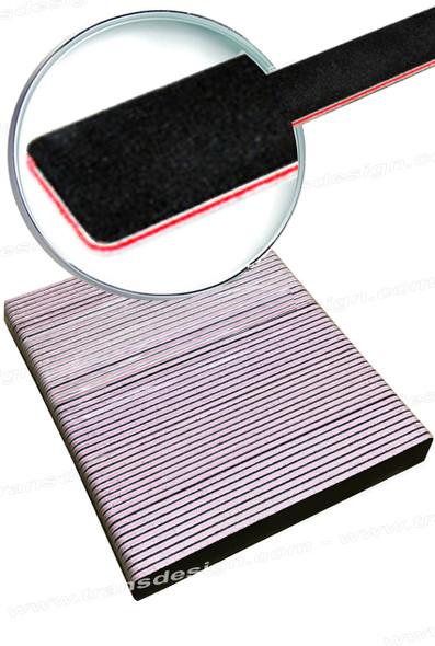 USN FILE - Jumbo Black 80/100 Grit 50/Pack