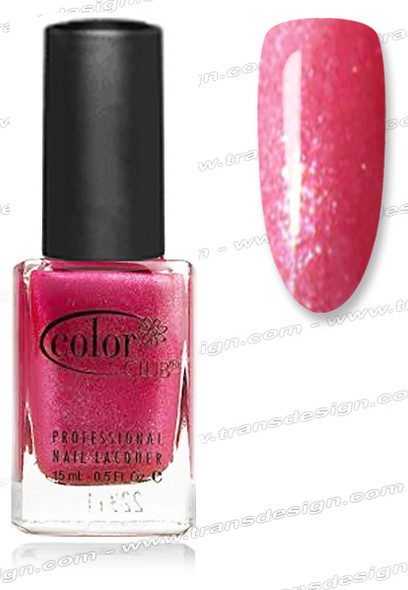 COLOR CLUB  - Pink Thong *