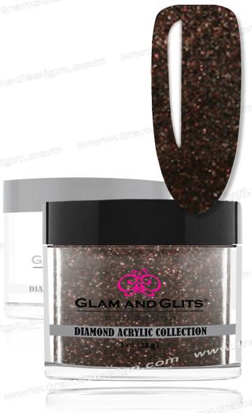 GLAM AND GLITS - Diamond Acrylic Latte 1.oz. #DA86