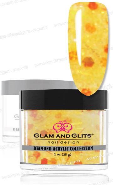 GLAM AND GLITS - Diamond Acrylic Cosmic Star 1.oz. #DA70