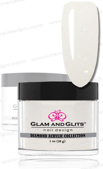 GLAM AND GLITS - Diamond Acrylic Frost 1.oz. #DA59