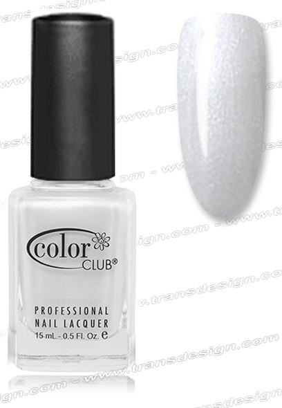 COLOR CLUB  - Pretty In Platinum *