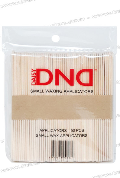 DND Small Wax Applicator 50/Pk