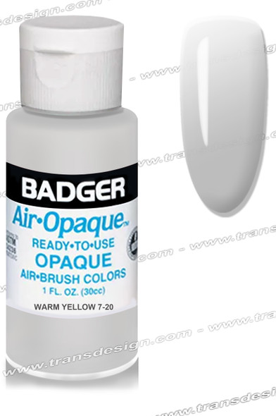 BADGER Airbrush Color - Warm Gray 1oz.