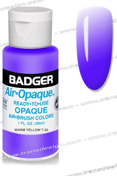 BADGER Airbrush Color - Violet 1oz.