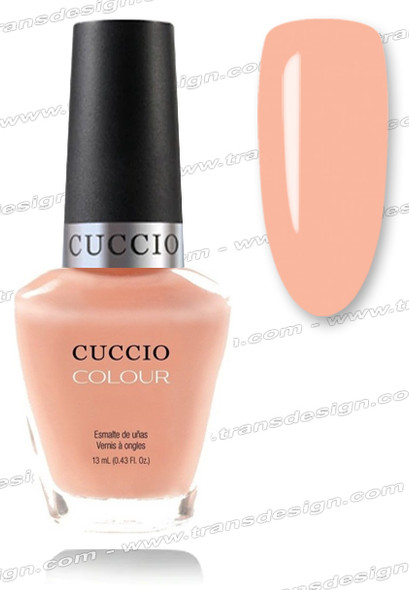 CUCCIO Colour - Life's A Peach 0.43oz
