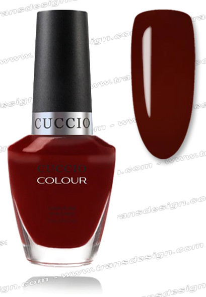 CUCCIO Colour - Red Eye to Shanghai 0.43oz
