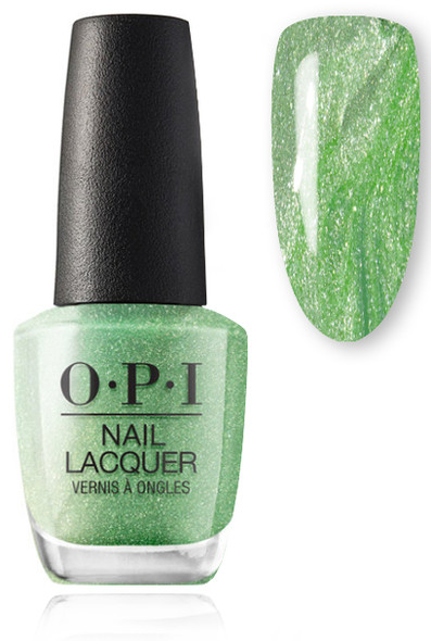 OPI Nail Lacquer - Gleam On! 0.5oz.