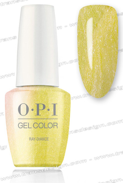 OPI GelColor -  Ray-Diance  0.5oz.