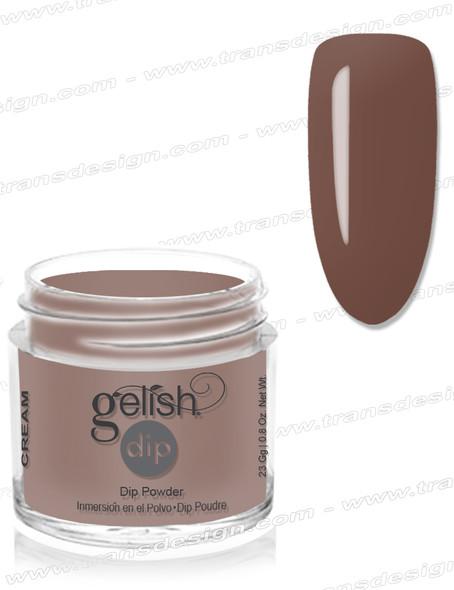 GELISH Dip Powder - Latte Please 0.8oz.