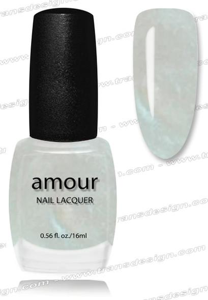 AMOUR Nail Lacquer - Bluestone 0.56oz.