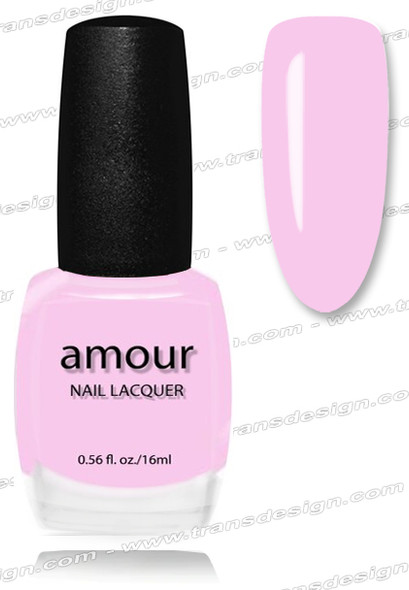 AMOUR Nail Lacquer - Chanel Liac Sky 0.56oz