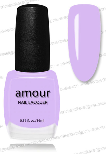 AMOUR Nail Lacquer - Dusty Plum 0.56oz