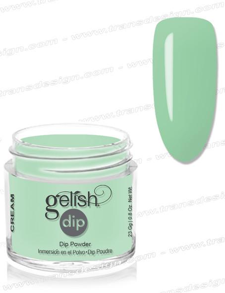 GELISH Dip Powder - Mint Chocolate Chip 0.8oz.