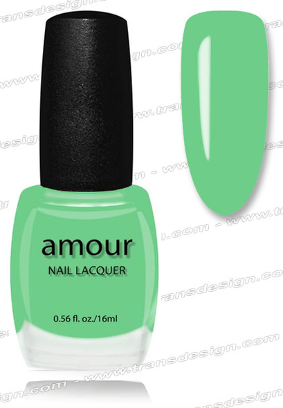 AMOUR Nail Lacquer - Hello July 0.56oz (C)