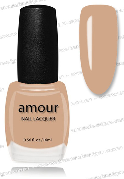 AMOUR Nail Lacquer - Do I Look Buff? 0.56oz (C)