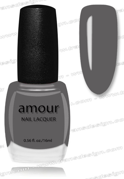 AMOUR Nail Lacquer - Clean Slate 0.56oz. (C)