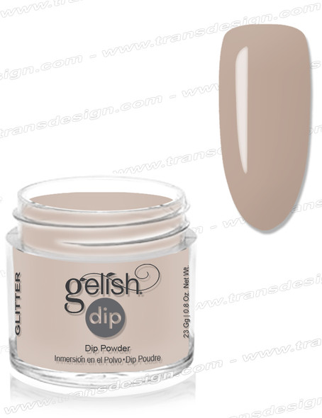 GELISH Dip Powder - Need A Tan 0.8oz.