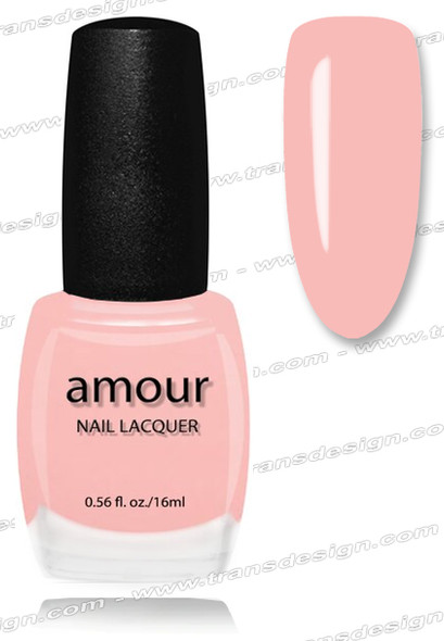 AMOUR Nail Lacquer - Cotton Candy Jr.0.56 (SH)