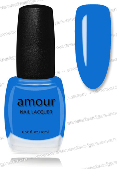 AMOUR Nail Lacquer - Big Dipper Blues 0.56oz