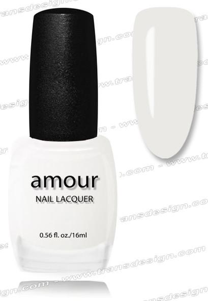 AMOUR Nail Lacquer - Casper 0.56oz