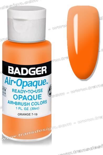 BADGER Airbrush Color - Orange 1oz.