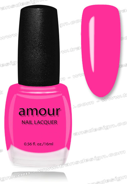 AMOUR Nail Lacquer - Mascot 0.56oz