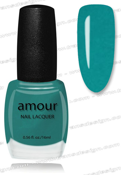AMOUR Nail Lacquer - Atlantic Krom 0.56oz