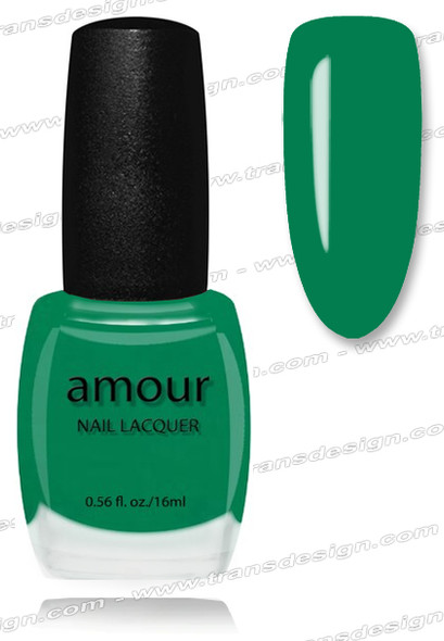 AMOUR Nail Lacquer - Park Side Krom 0.56oz
