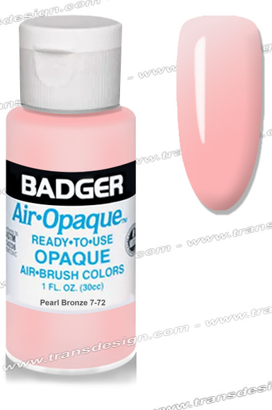 BADGER Airbrush Color - Pearl Bronze 1oz.