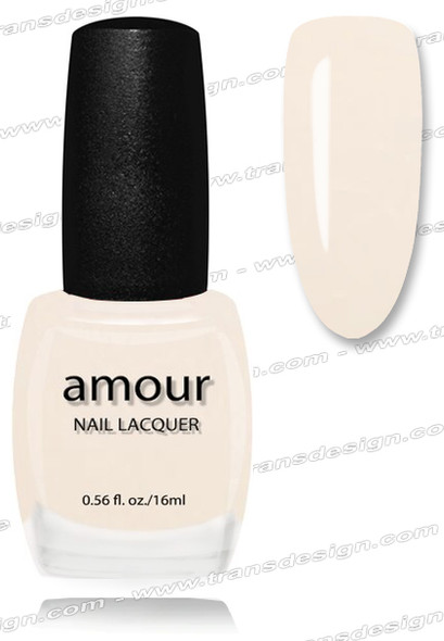AMOUR Nail Lacquer - Nude Pink 0.56oz