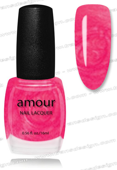 AMOUR Nail Lacquer - Hampton Punch 0.56oz